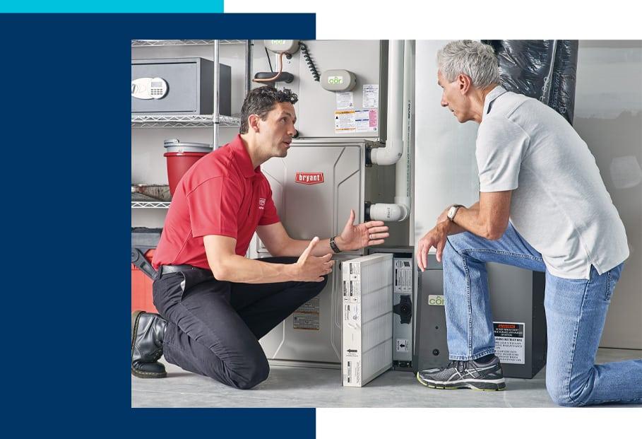 HVAC Semi-Annual Maintenance Protection Plan