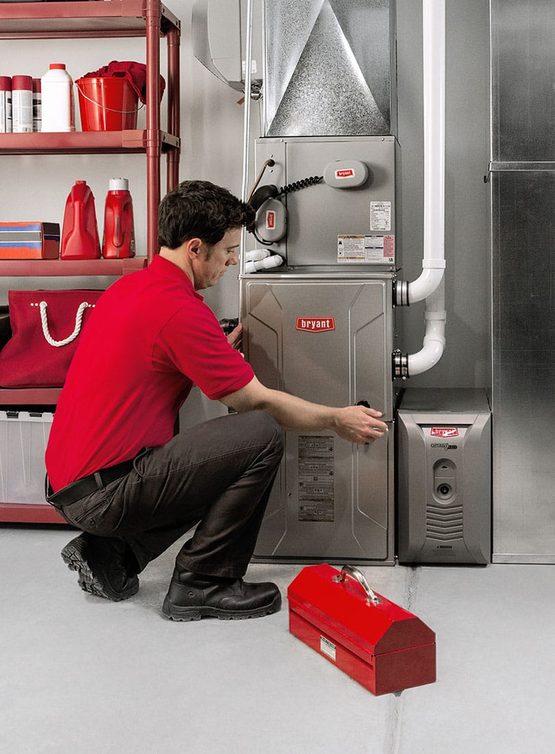 Seasonal service for heating and cooling systems in Westminster, MD